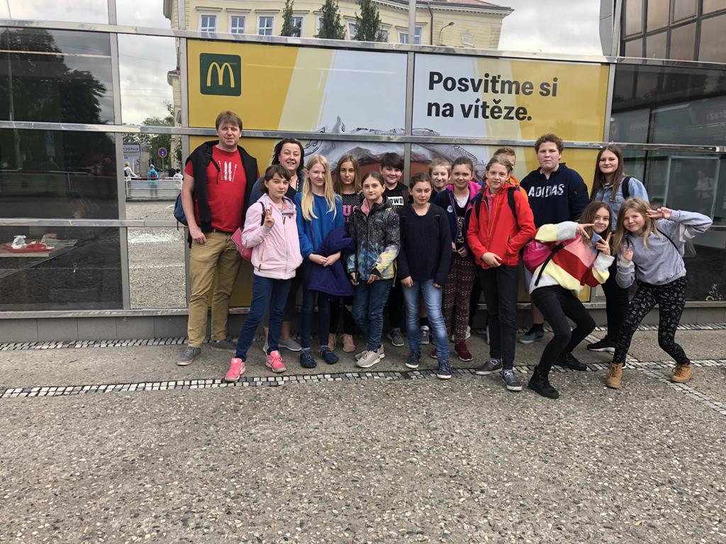 Chodíme s Asistencí v Praze (1)